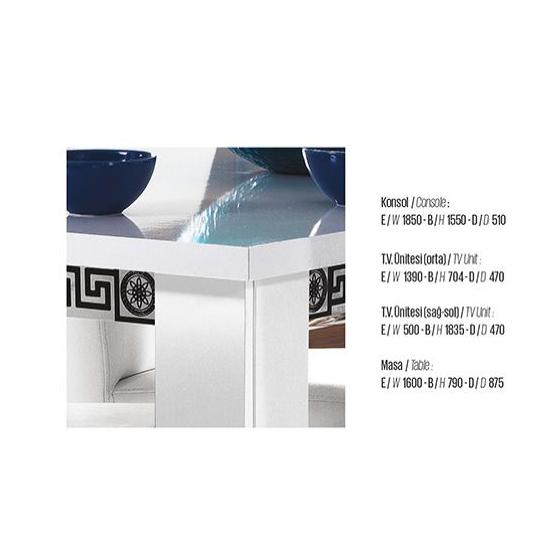AtHome Versace Esszimmer