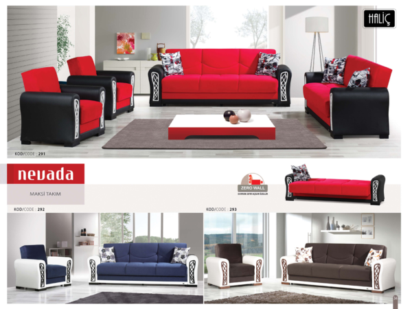 Astra Nevada Maxi Sofa Set 1