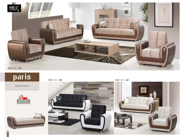 Astra Paris Maxi Sofa Set 1