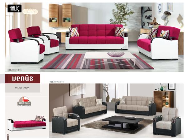 Astra Venüs Maxi Sofa Set 1