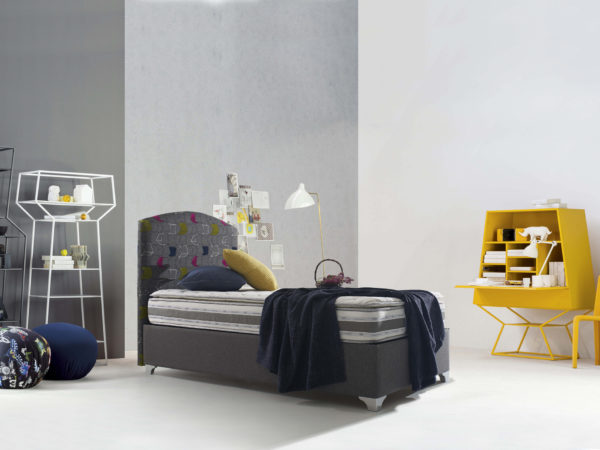 Hkm Kübik Jugend Baza Bett Set