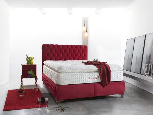 Hkm Romantic Baza Bett Set