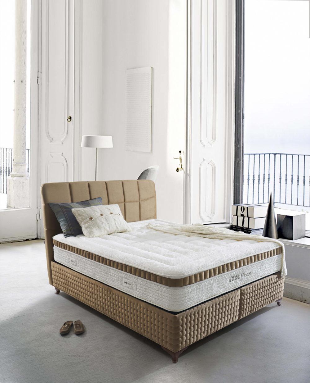 Hkm Woolmaster Maya Baza Bett Set
