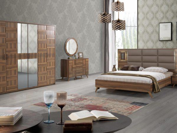 Siptar Lotus Schlafzimmer bei Yuvam Möbelhaus in Wuppertal