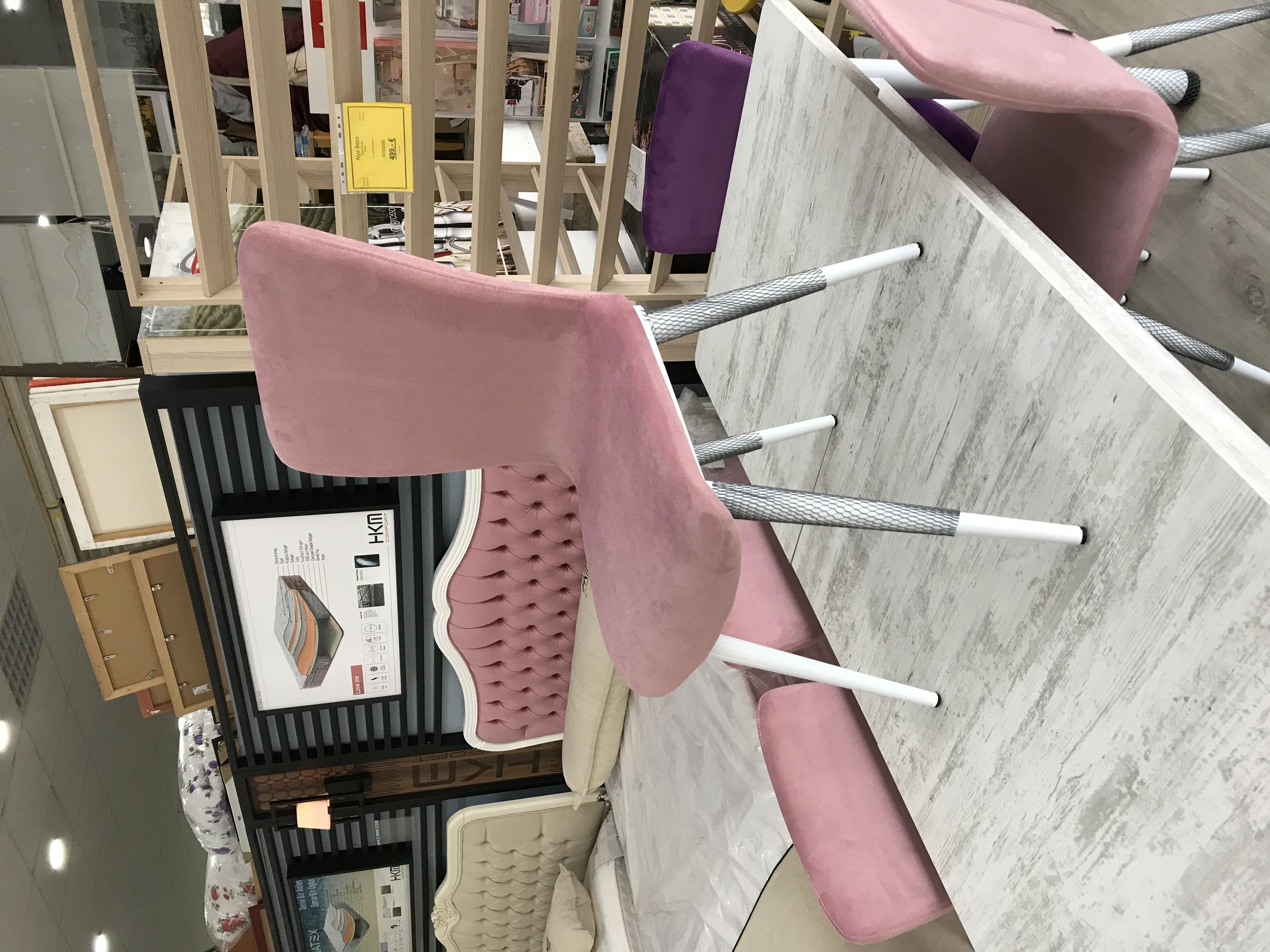 Berlin Tisch Stuhl Set – Yuvam Möbelhaus In Wuppertal
