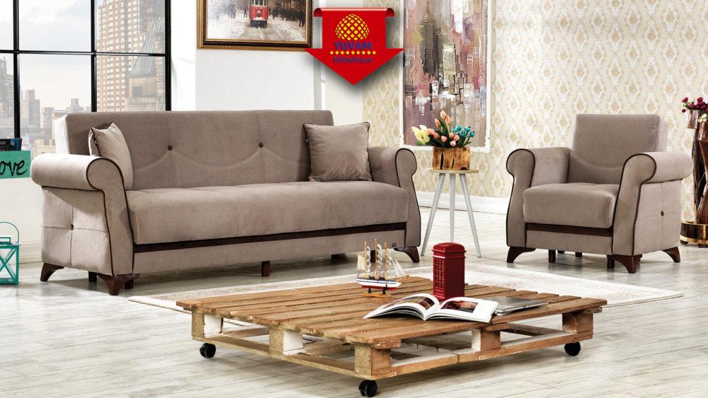 Ada Maxi Sofa Set