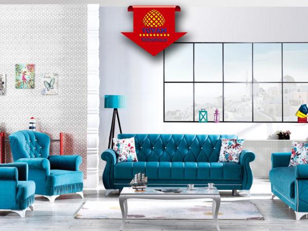 Bade Deluxe Sofa Set