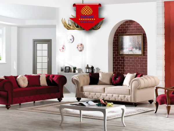 Chester Avangarde Sofa Set